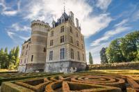Idée de Sortie Henrichemont Château de Maupas
