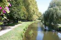 Idée de Sortie Saint Capraise de Lalinde Boucle du Canal de Lalinde - Mouleydier - save cc avec poi video
