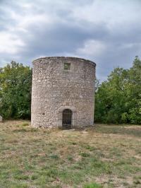 Idée de Sortie Donzère Moulin à vent de Beauvert