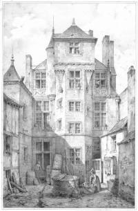 Idée de Sortie Moulins Maison du Doyenné