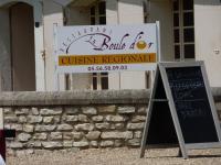 Restaurant Sainte Hélène La Boule d´Or