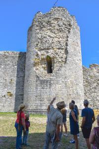 Idée de Sortie Saint Hilaire Foissac Visite guidée du Château de Ventadour