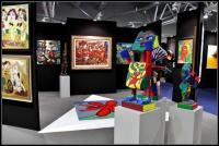 Evenement Mulhouse Art3f salon de l'art contemporain
