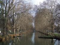 Circuit des trois canaux à Mulhouse Mulhouse