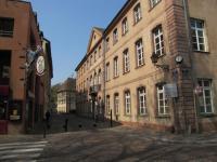 Idée de Sortie Mulhouse Cour de Lorraine