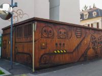 Je découvre les murs peints et le street art à Mulhouse Mulhouse