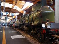 Evenement Mulhouse Visite guidée : Des ateliers au musée - les 50 ans de la Cité du Train