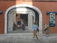 Evenement Mulhouse Visite guidée : les murs peints, toute une histoire.