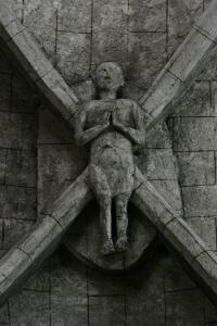Idée de Sortie Mur de Barrez Eglise St Thomas de Cantorbéry