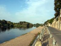 Idée de Sortie Saint Front de Pradoux Voie de Vézelay Etape 6 : Mussidan-Port Ste Foy