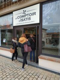 Magasin Haute Garonne LE COMPTOIR D'ISATIS