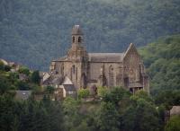 Idée de Sortie Najac Eglise Saint-Jean