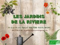 Idée de Sortie Najac Les Jardins de la Rivière
