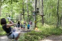 Idée de Sortie Neuvy sur Barangeon Aventure Parc