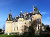 Idée de Sortie Neuvy sur Barangeon Parc du Château de Nançay