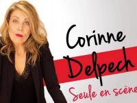 Evenement Villesèque des Corbières CORINNE DELPECH : SI TU ME QUITTES, JE ME CASSE !