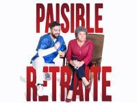 Evenement Canet EVELYNE CERVERA ET PETER DERVILLEZ : PAISIBLE RETRAITE