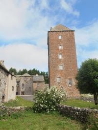 Idée de Sortie Saint Chély d'Aubrac Gîte d'étape communal d'Aubrac - La Tour des Anglais