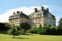 Parc du Chateau de Fontaine-la-Soret Eure