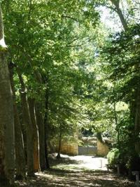 Parc du Moulin des Tours Lot et Garonne