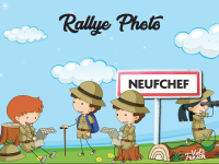Idée de Sortie Neufchef RALLYE PHOTO NEUFCHEF