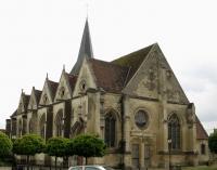 Idée de Sortie Rocourt Saint Martin Eglise Saint-Rémi et Saint-Front de Neuilly-Saint-Front