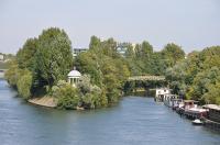 ile-de-la-Jatte Neuilly sur Seine