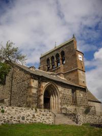 Idée de Sortie Joursac Eglise Saint-Barthélémy de Chalinargues