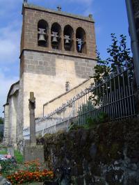 Idée de Sortie Joursac Eglise Saint-Hilaire de Moissac