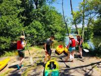 Idée de Sortie Saint Germain du Salembre Canoë Kayak  USNCK