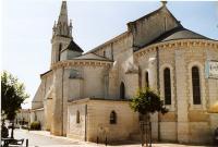 Idée de Sortie Saint Léon sur l'Isle Eglise de Neuvic