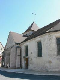 Idée de Sortie Buxeuil Eglise de la Nativité de la Sainte-Vierge