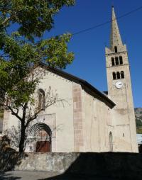 Idée de Sortie Hautes Alpes Eglise Saint-Marcellin