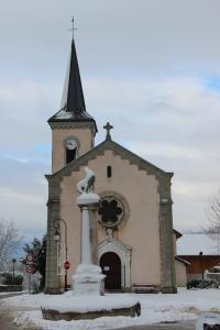 Idée de Sortie Archamps Eglise de Neydens
