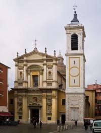 Idée de Sortie Nice Cathédrale Sainte-Réparate