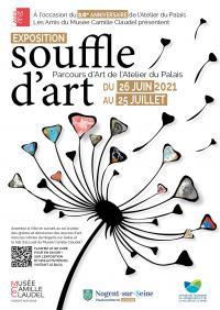 Idée de Sortie Nogent sur Seine Exposition souffle d'art - Les Amis du Musée Camille Claudel