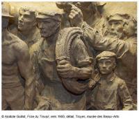 Evenement Nogent sur Seine Exposition temporaire Les sculpteurs du travail: Meunier, Dalou, Rodin...
