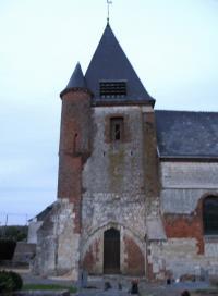 Idée de Sortie Saint Quentin le Petit Église fortifiée Saint-Nicolas