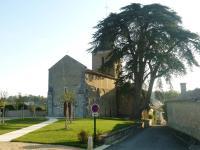 Idée de Sortie Pérignac Église Saint-Hilaire