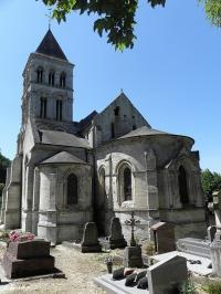 Idée de Sortie Vorges Eglise Saint-Martin de Nouvion-le-Vineux