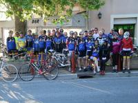 Idée de Sortie Noves Vélo Club Novais