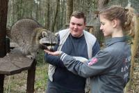 Idée de Sortie Challerange Devenez animalier d'un jour au Parc Argonne Découverte