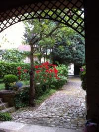 Evenement Fontaine lès Dijon Les cours : jardins de l'hôtel de Samerey