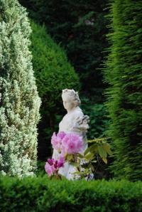 Evenement Fontaine lès Dijon Visite du jardin de l'Hôtel Maleteste