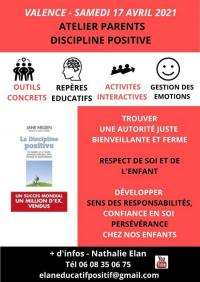 Evenement Valence Atelier parents