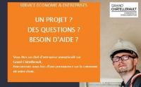 Evenement Poitiers Annulé | Temps d'échange avec le service Economie et entreprises