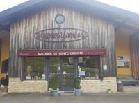 Evenement Caumont Visite de l'atelier de transformation Le Grenier à jambons
