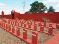 Evenement Fareins Visite guidée de la nécropole du Tata sénégalais