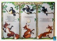 Evenement Saint Quirc Exposition - Les fables de Jean de la Fontaine