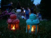 Evenement Bourgogne Balade aux lanternes